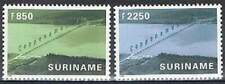 Suriname rep. postfris 1999 MNH 1033-1034 -Brug over de Coppaname
