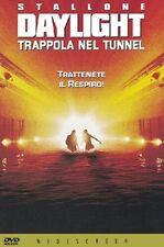 DAYLIGHT - TRAPPOLA NEL TUNNEL  DVD AZIONE