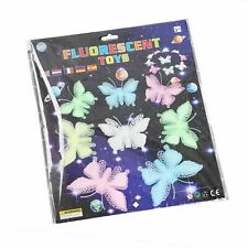 Large Glow In The Dark Reusable 3D Stickers - XL SIZE Kids Bedroom Night Light
