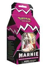 Colección de Pokemon Marnie Premium Torneo Pre-orden se envía 08/06/21 Sellado