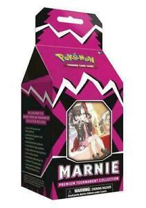 Pokemon Marnie Premium Tournament Collection Pre-Order SHIPS 08/06/21 Sealed