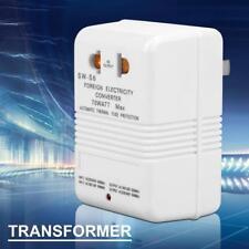 1pc 110V/120V to 220V/240V Step-Up&Down Voltage Converter Transformer for Travel