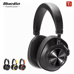 Bluedio T7 Bluetooth Headphones User-defined Active Noise Cancelling Wireless