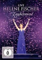 "HELENE FISCHER ""ZAUBERMOND LIVE"" DVD NEW+"
