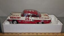 1/18 SUN STAR 1956 MERCURY MONTEREY HARD TOP RACING CAR #14 BILLY MYERS