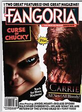 FANGORIA # 327 MAGAZINE HORROR CURSE OF CHUCKY CARRIE SOUTHERN COMFORT CARRIE