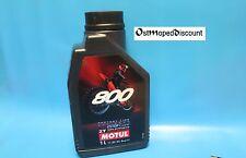 Motorradöl Öl Motoröl Motul 800 Off Road Factory Line 2-Takt 1x 1 Liter