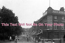 WA 707 - Museum Hotel, The Parade, Sutton Coldfield, Warwickshire c1912 Photo