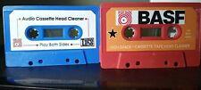 BASF Audio Cassette Tape head Cleaner (new stock)
