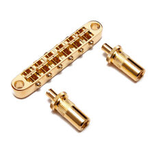 Gotoh GE103B-T Nashville Tune-o-matic Bridge (Gold)