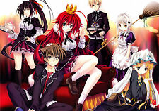 Poster A3 Highschool DxD Rias Gremory 05 Ecchi