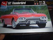 AMT 1962 FORD THUNDERBIRD Model Car Mountain Kit 1/25  FS