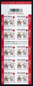 [G11047] Belgium 2007 Red Cross good sheet very fine imperf
