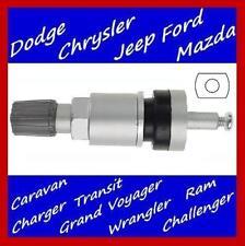 Vástago De La Válvula Tpms Sensor de Presión de Neumáticos Kit De Reparación Opel Ford Jeep Dodge Peugeot