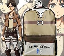 Shingeki no Kyojin Attack on Titan Anime Manga Rucksacke Sac Back Pack NEUF