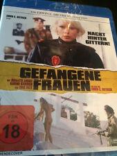 Gefangene Frauen Nackt Hinter Gittern! (Blu-Ray Region Free)  SEALED