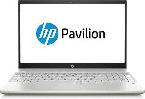 "HP 15-cw0010na 15.6"" Laptop A9-9425 4GB 128GB SSD WIFI BT4.2 Windows 10 Pro"