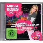 Mirja Boes - Das Leben Ist Kein Ponyschlecken Live - CD + DVD - Neu / OVP