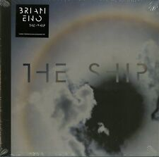 ENO BRIAN THE SHIP VINILE LP + DOWNLOAD CODE NUOVO SIGILLATO !!