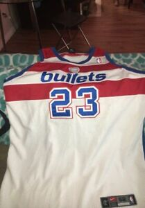 Authentic Michael Jordan Jersey