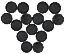 10 x REPLACEMENT SONY E-MOUNT NEX SERIES CAMERA BODY COVER + LENS REAR CAP