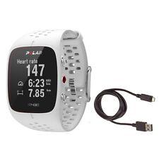 Polar M430 Training smartwatch GPS HR integrado White