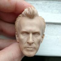 Blank Hot 1/6 Scale Prison Break T-Bag Robert knapp Head Sculpt Unpainted