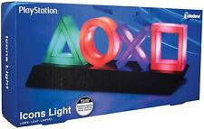 Official Icon Playstation Light Mood and Night light USB Battery New