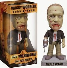 The Walking Dead - Merle Dixon Zombie Wacky Wobbler Bobble Head