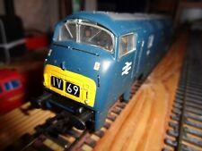 Bachmann Class 42 D831 Monarch in BR Blue