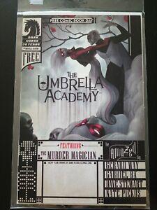 Umbrella Academy FCBD Free Comic Book Day VF/NM NO STAMP Dark Horse 1st App