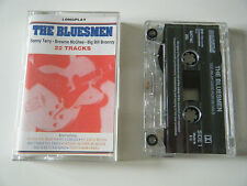 THE BLUESMEN CASSETTE TAPE SONNY TERRY BROWNIE MCGHEE BIG BILL BROONZY 22 TRACKS