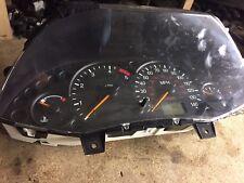 Ford focus instrument cluster clocks speedo rev fuel 151k mk 1 1998 - 2004