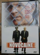 Dvd -NOVOCAINE Steve Martin (Editoriale)