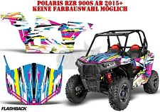 AMR Racing DECORO GRAPHIC KIT UTV POLARIS General/RZR 900s/1000xp flashback B