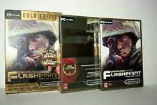 OPERATION FLASHPOINT GOLD EDITION USATO PC CDROM VERSIONE ITALIANA GD1 42486