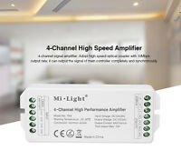 Mi-Light PA4 4 Kanal RGBW LED Streifen Stripe Verstärker Performance Amplifier