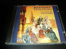 "CD ""LE GENIE DE VIVALDI"" Rondo VENEZIANO"