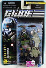 G.I. JOE - The Pursuit of Cobra__SKYDIVE 3.75 inch action figure_Halo Jumper_MIP