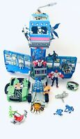Ben 10 Rust Bucket Play Set With 21 Figures Watch Toy And Suitcase Toy Gun