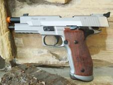 Sig Sauer P226 X-Five Full Metal CO2 Blow Back Airsoft Gun New silver edition