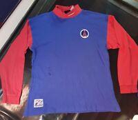 Maillot jersey shirt camiseta maglia trikot shirt polo psg vintage rai 90s XL