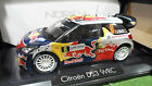 CITROËN DS3 WRC RALLYE FRANCE 2012 RED BULL 1/18 NOREV 181553 voiture miniature