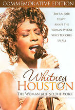 Whitney Houston: The Woman Behind the Voice (dvd, 2013)