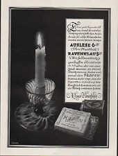 KÖLN TRIER HAMBURG, Werbung / Anzeige um 1937, HAUS NEUERBURG GmbH Ravenklau
