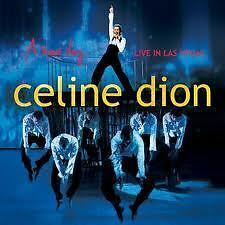 CELINE DION  LIVE IN LAS VEGAS   CD