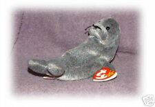 Ty Beanie Babies Slippery the seal Retired