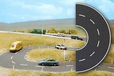 BUSCH HO  scale ~ 'CURVED ROADWAY' ~ self-adhesive road # 9711