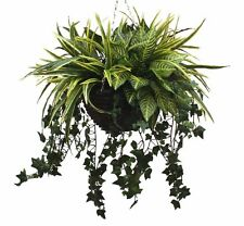 Artificial Greenery Hanging Basket