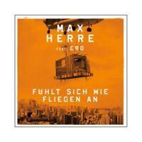 MAX HERRE (FEAT.CRO/+)-FÜHLT SICH WIE FLIEGEN AN CD SINGLE HIPHOP RAP SOUL NEU